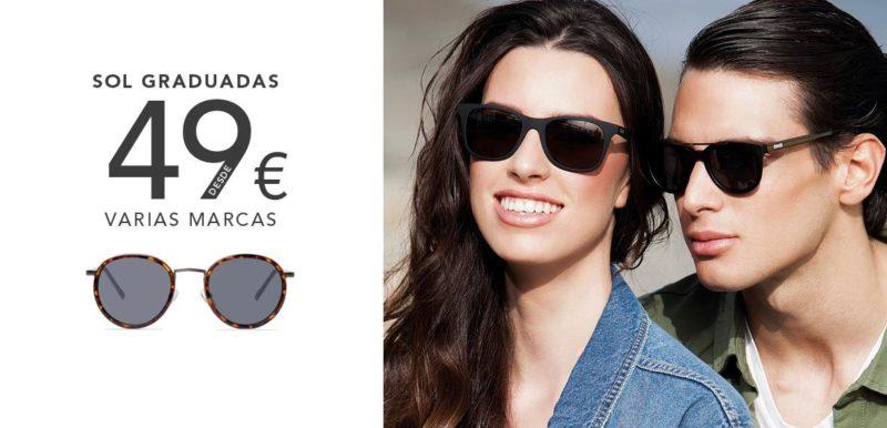 5c829afd Renueva tus gafas de sol en Solóptical – Centro Comercial Atalayas