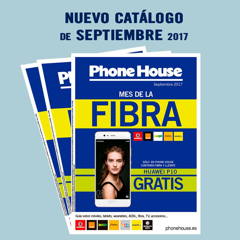 oferta phone house, telefonía, fibra, Huawei P10