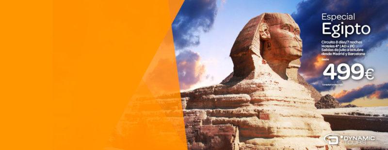 OFERTA EGIPTO VIAJES CARREFOUR