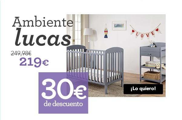 Ambiente lucas por 219€